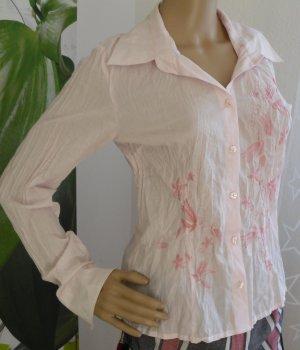 s.Oliver Long Sleeve Blouse light pink