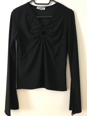 Blind Date Blouse noir polyester