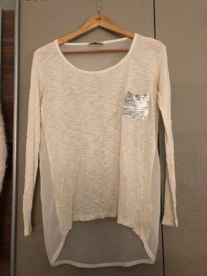 Aniston Lang shirt veelkleurig