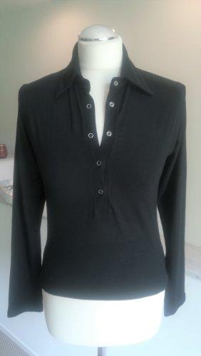 Langarm Polo-Shirt Gr. 38
