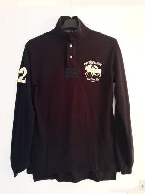 Ralph Lauren Sport Camiseta tipo polo azul oscuro