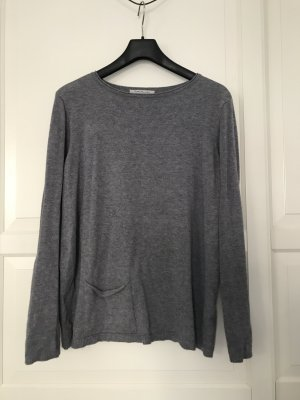 Langarm-Pullover