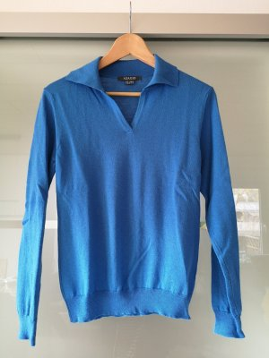 Adagio Fine Knit Jumper cornflower blue