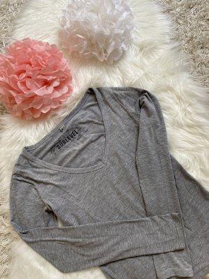 Sublevel Camisa acanalada gris