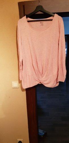 Civit Long Shirt dusky pink