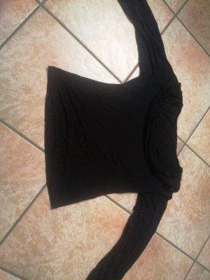 Jersey largo negro