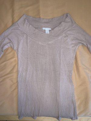 Langarm Shirt Altrosa