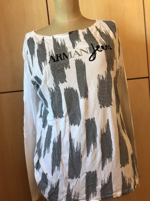 Armani T-Shirt black-white