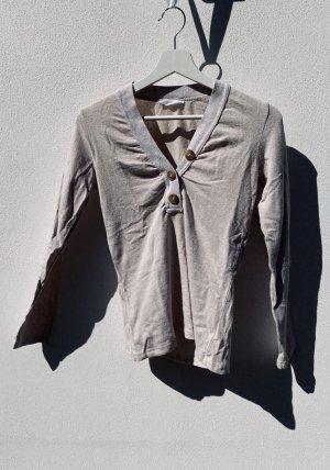 Langarm-Shirt aus Bio-Baumwolle