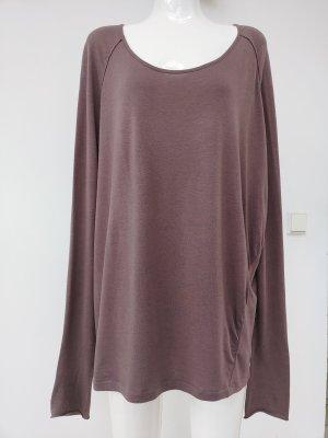 Blaumax T-shirt gris lilas