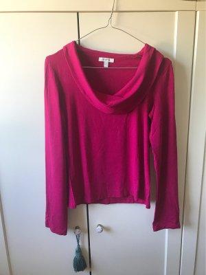 1.2.3 Paris Cowl-Neck Shirt multicolored