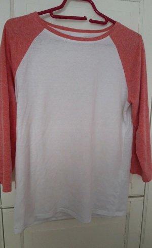 Langarm Shirt Druck Rückseite