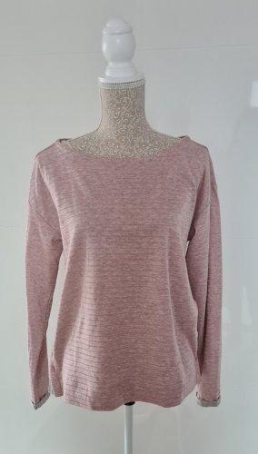 s.Oliver Stripe Shirt gold-colored-pink