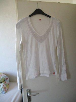 Langarm-Shirt Größe M