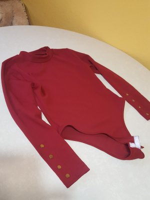 Camicetta body bordeaux