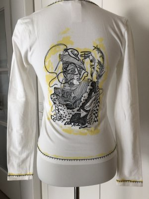 Langarm Shirt mit lässigem Design