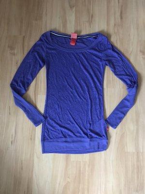 Langarm Shirt Nike Lila