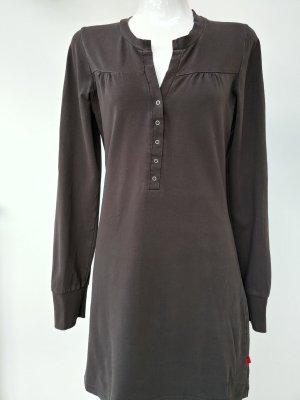 Personal Affairs Shirt Dress dark brown