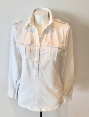 Christian Berg Longsleeve natural white cotton