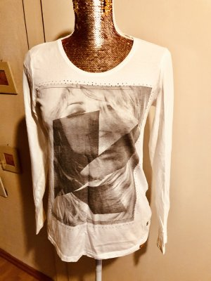 Esprit Long Shirt white