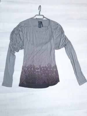 Langarm Shirt von Ringspun Gr. 38 (Gr. 3) Neu