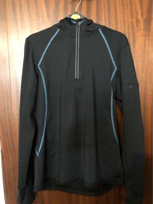 Sailor Sweater black-azure