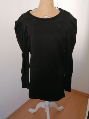 Adidas Originals Vestido de manga larga negro