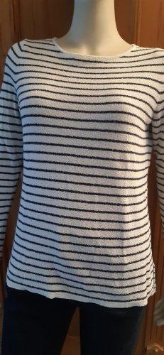 de.corp by Esprit Koszulka w paski ciemnoniebieski