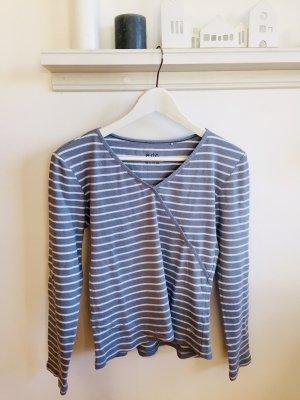 Langarm T-Shirt gestreift von Esprit EDC