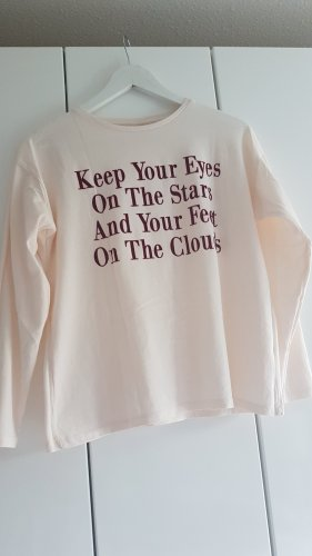 Langarm T Shirt  Zara Girls Gr. 164 hall rosa