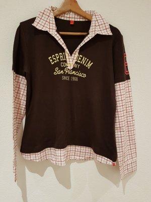 Esprit Kołnierzyk koszulowy Wielokolorowy