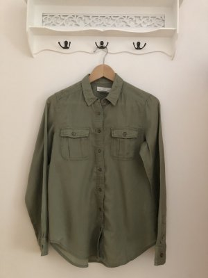 Langarmhemd grün