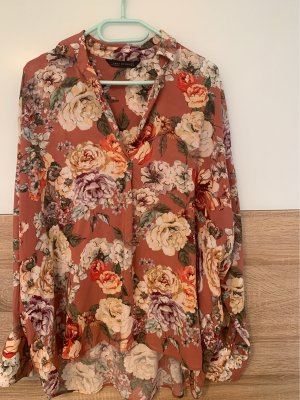 Langarmiges Bluse