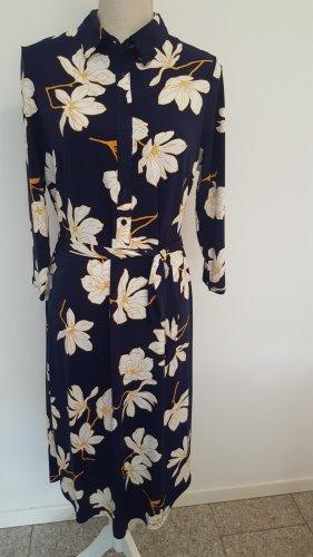 Langarmiges Kleid Gr.40