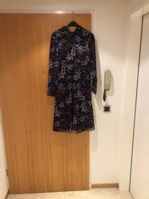 Amaryllis Longsleeve Dress multicolored