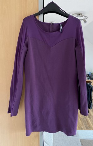 Crazyworld Longsleeve Dress lilac