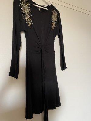 Springfield Longsleeve Dress black