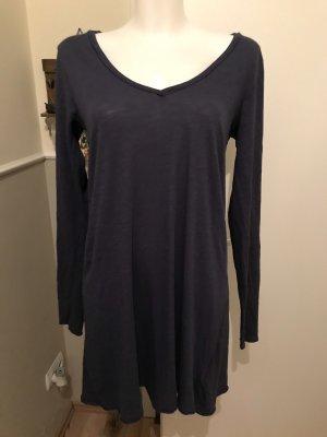 American Vintage Longsleeve Dress dark blue