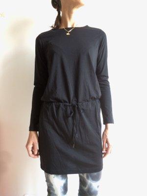 armedangels Robe en jersey noir
