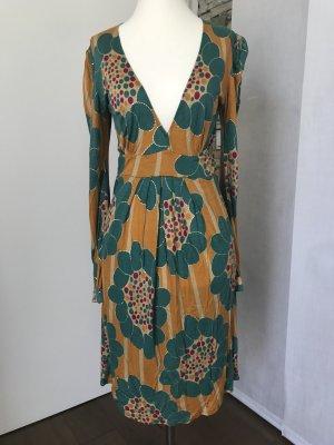 T-Bags Sukienka z długim rękawem Wielokolorowy