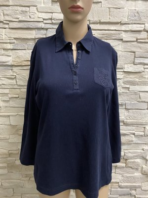 Gerry Weber Long Sleeve Blouse dark blue