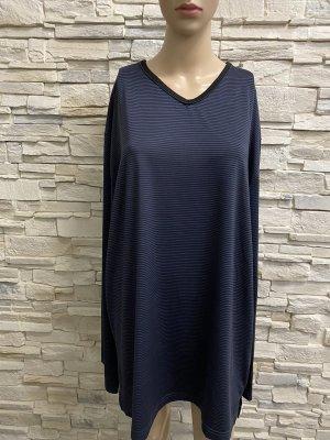 Tchibo / TCM Long Sleeve Blouse black-dark blue