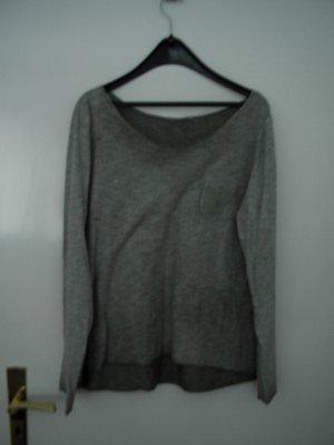 Milano T-Shirt dark grey cotton