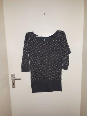 Colloseum Boatneck Shirt anthracite cotton