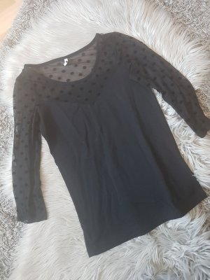 Hailys T-shirt nero