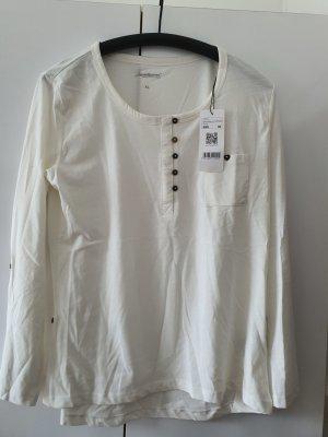 seventyseven Camicia lunga bianco