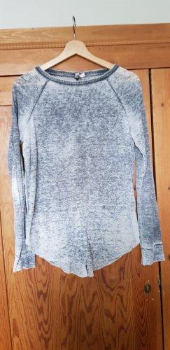 H&M Koszula z długim rękawem szary