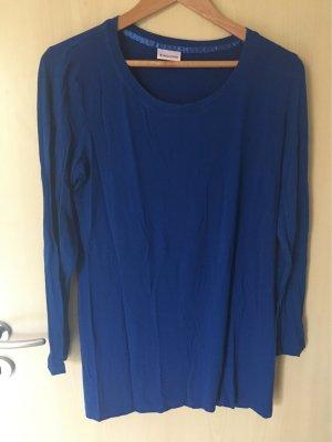 Biaggini Koszulka z długim rękawem niebieski