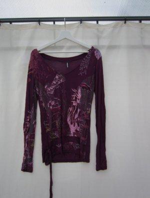 Madonna Haut long violet