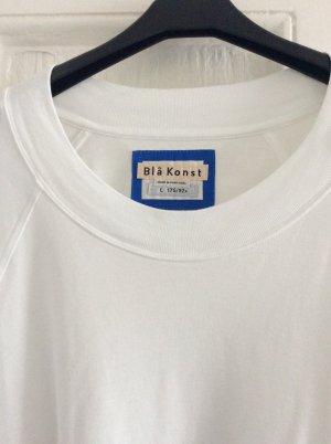 Acne Studios Koszulka z długim rękawem biały